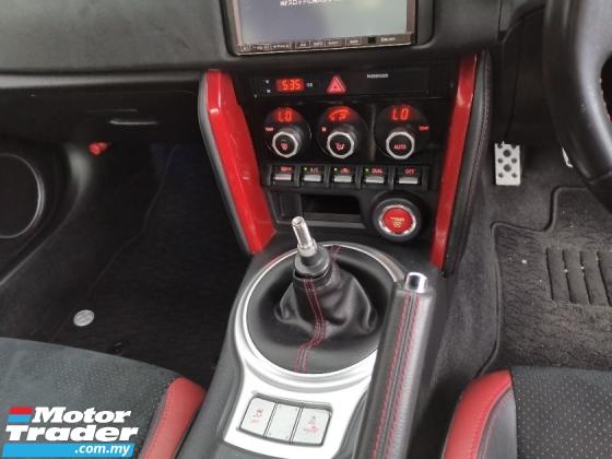 2016 TOYOTA 86 Toyota 86 GT 2.0 limited TRD Bodykit & Twin ekzos
