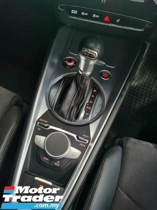 2017 AUDI TT TT 2.0 SLINE TFSI NEW MODEL LIKE NEW CAR 2017 UNREG FREE GMR WARRANTY