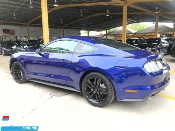 2017 FORD MUSTANG 2.3 EcoBoost Turbo 310hp SHAKER PRO Surround System Smart Entry Push Start Paddle Shift Full LED
