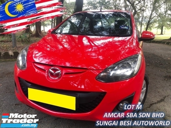 2012 MAZDA 2 1.5 SEDAN VR-SPEC (A) FACELIFT [SELL BELOW MARKET]