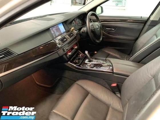 2010 BMW 5 SERIES 523i M SPORT 2.5 IMPORT TERPAKAI