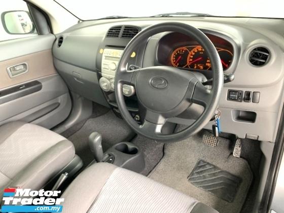 2009 PERODUA MYVI 1.3 Auto Facelift High Grade Spec