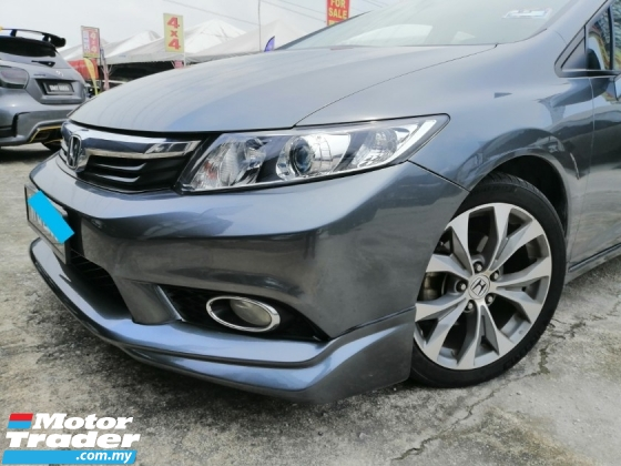 2012 HONDA CIVIC 2.0 S FB Navi Full Spec (A) 5k Muka / All Loan