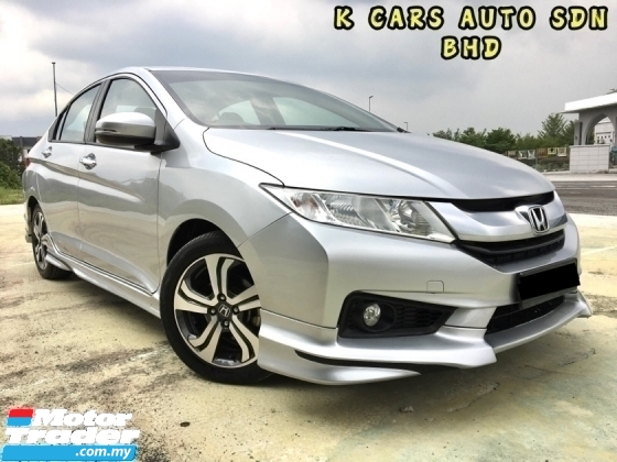 2016 HONDA CITY 1.5 V FACELIFT GM6 Tiptop Condition