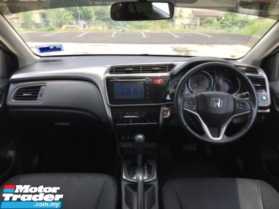 2016 HONDA CITY 1.5 V FACELIFT GM6 Tiptop Condition