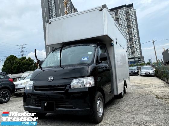 2018 DAIHATSU GRAN MAX 1.5 (M) FOOD TRUCK