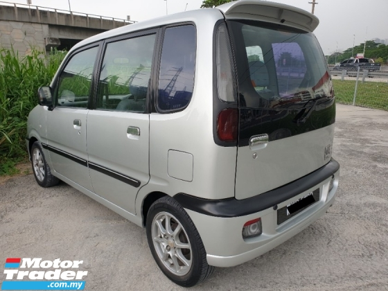 2002 PERODUA KENARI 1.0 EZ (A) WELL KEEP GOOD CONDITION
