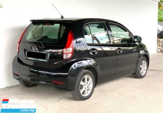 2012 PERODUA MYVI 1.3 (A) EZi Facelift Lagi Best Model