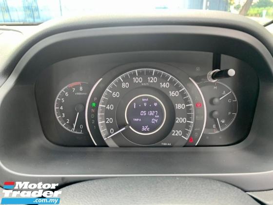 2013 HONDA CR-V 2.0 i-VTEC