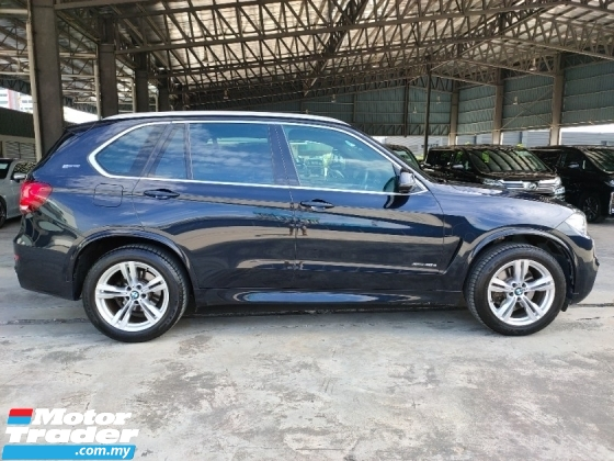 2016 BMW X5 M X5 2.0 XDrive40E M Sport Local