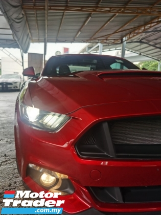 2018 FORD MUSTANG 2.3 COUPE ECOBOOST MODIFY MORE THAN 30K PARKING CAMERA LIKE NEW CAR 2018 UNREG