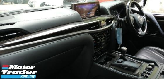 2018 LEXUS LX450 Lexus LX450 2018