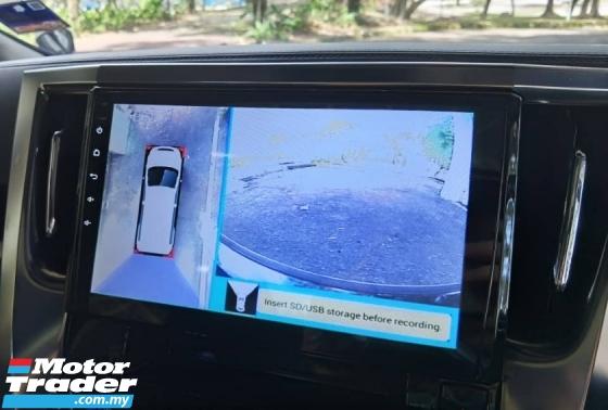 2015 TOYOTA VELLFIRE 2.5 SUNROOF MOONROOF POWER DOOR 7 SEAT REGISTED 2017
