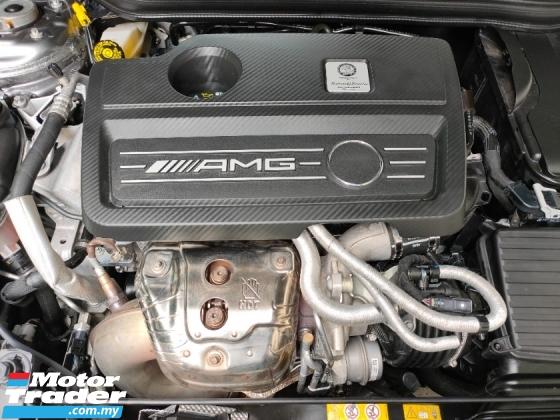 2016 MERCEDES-BENZ CLA 45 AMG Panaromic Roof Performance UK Unregister
