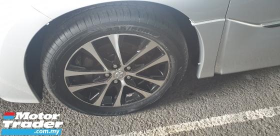 2017 TOYOTA ESTIMA 2.4 AERAS 8 SEAT BLACK INTERIOR NO HIDDEN CHARGES