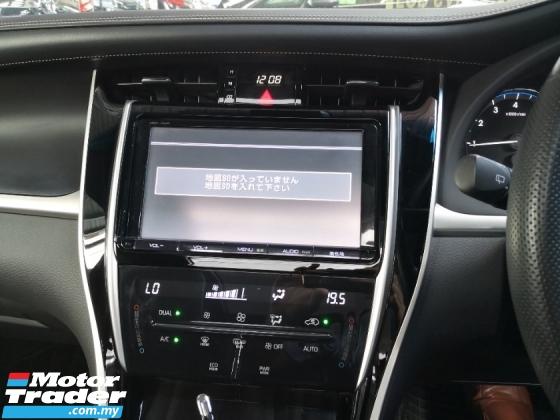 2017 TOYOTA HARRIER 2.0 Non Turbo INC SST 2 Yrs Warranty Sunroof Pre Crash Lane Keeping Assist Power Boot 360 Cam Unreg