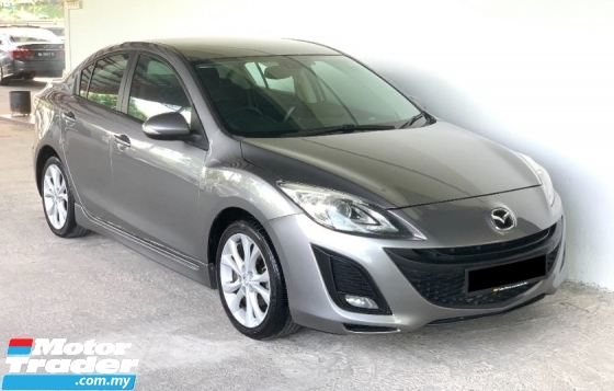 2010 MAZDA 3 2.0 Auto Facelift High Grade Premium Spec