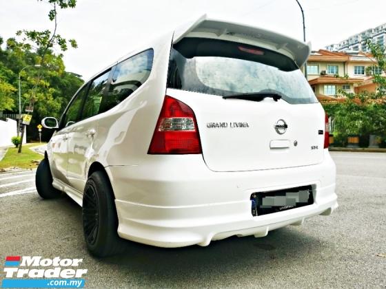 2012 NISSAN GRAND LIVINA 1.6 (A) Loan Keda1 Muko CikiT