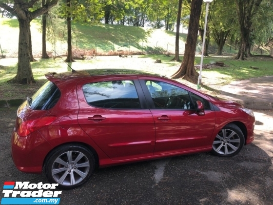 2013 PEUGEOT 308 1.6 THP FACELIFT (A) PANORAMIC [SELL BELOW MARKET]