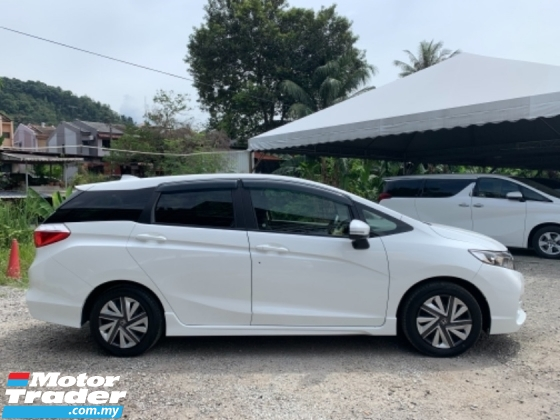2016 TOYOTA WISH **(HONDA SHUTTLE 1.5 DOCH I-VTEC RACING ENGINE)**