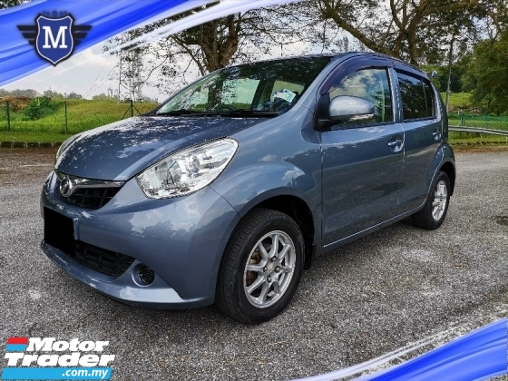 2012 PERODUA MYVI 1.3 SX Hatchback (M) TIP TOP CONDITION MORE FUEL SAVE