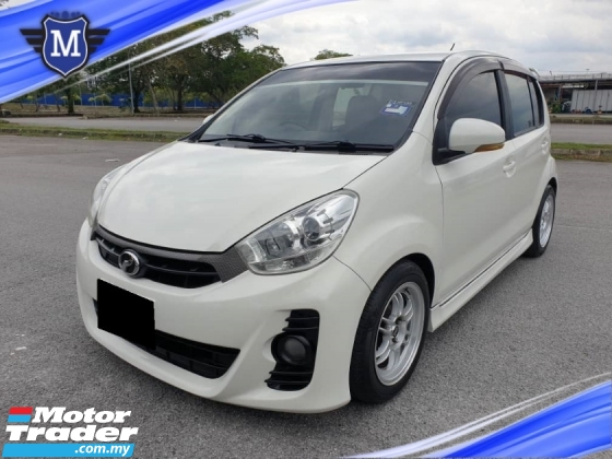 2012 PERODUA MYVI 1.5 SE (A) Hatchback SPORT RIMS CAR KING CONDITION