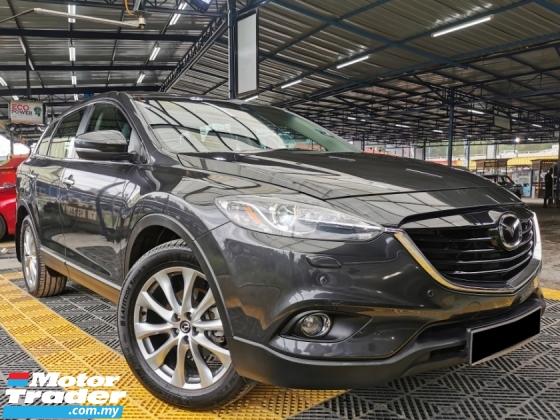 2013 MAZDA CX-9 Mazda CX-9 3.7 FACELIFT SUNROOF BOSE PwBOOT WRRNTY