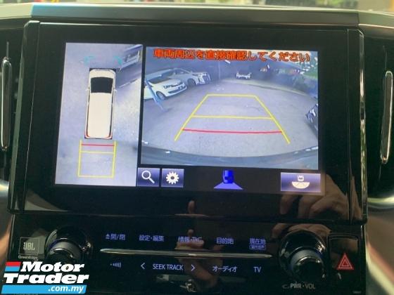 2016 TOYOTA ALPHARD 3.5 SC (PROMOTION PRICE ) JBL SUNROOF FULL LEATHER PILOT SEATS 360 CAMERA PRE CRASH UNREG