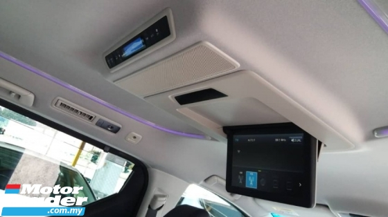 2018 TOYOTA VELLFIRE 2.5 ZG PREMIUM SPEC JBL & AUTO PARKING ASSIST