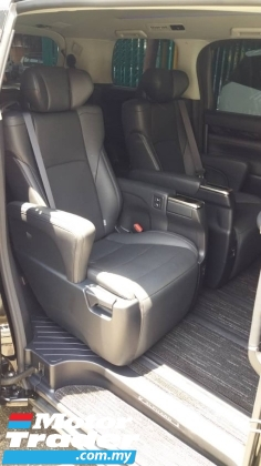 2016 TOYOTA ALPHARD 2.5 SC FULL SPEC NON SUNROOF W JAPAN MODELLISTA