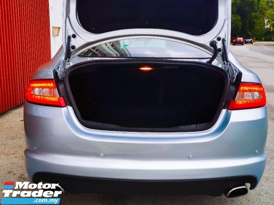 2012 JAGUAR XF 3.0 V6 FREE XXXXX TAG /PROMOTION PRICE