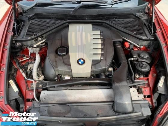 2008 BMW X6 Bmw X6 3.0 TWINTURBO X Drive 3.0Diesel SUNROOF CBU