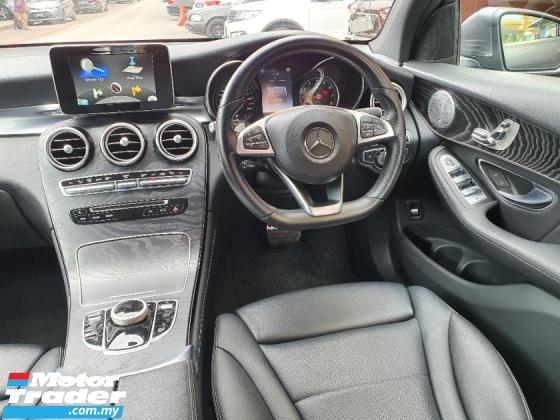 2016 MERCEDES-BENZ GLC 250 AMG *Mil Done 41K Km*