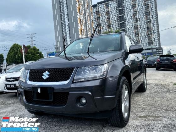 2011 SUZUKI GRAND VITARA 2.0 SUV (A) HIGH LOAN AVAILABLE