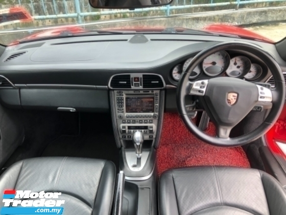 2006 PORSCHE CARRERA S 911 3.8 COUPE 997 GOOD CONDITION CASH REBATE2010