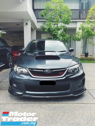 2010 SUBARU WRX Impreza 2.0L {Manual} WRX STi GRB Version-10 (Facelift Edition) 310-Hp Excellent Condition
