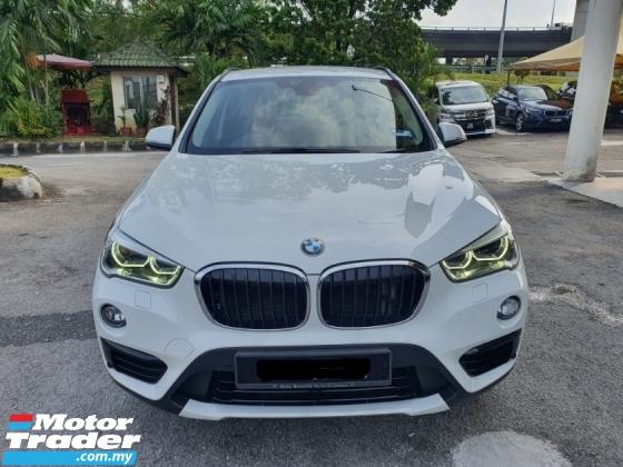 2016 BMW X1 SDRIVE20i (A) 42K KM UNDER WARRANTY TILL 2021 AUG