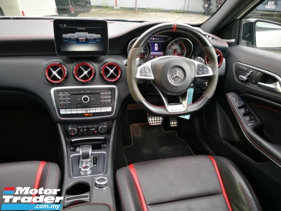 2016 MERCEDES-BENZ A45 Mercedez A45 AMG Sports with Race mode