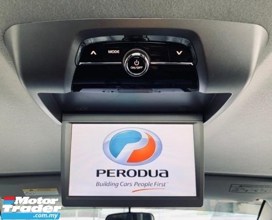 2015 PERODUA ALZA 1.5 ADVANCED (A) MUST VIEW CAR