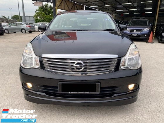 2010 NISSAN SYLPHY 2.0L X-CVT LUXURY FULL SPEC TIP TOP CONDITION