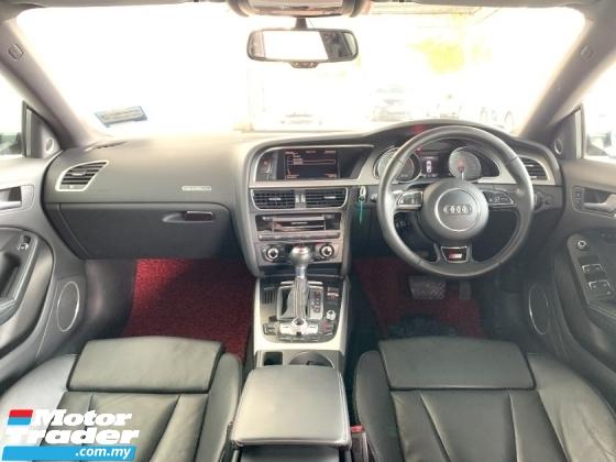 2011 AUDI S5 3.0 V6 TFSI (A) Original S5 Premium High Spec