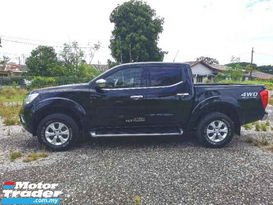 2015 NISSAN NAVARA SE AUTO 2.5 DDTi VGS TURBO / 7 SPEED / BRAKE ASSIST / REGISTER 2016 / TIPTOP CONDITION / HIGH LOAN