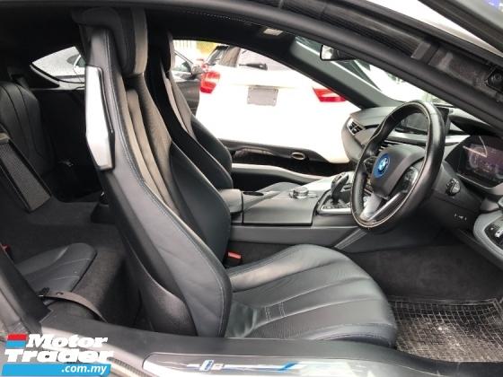 2016 BMW I8 1.5 Turbo Full Spec Pre Crash 360 Surround Camera Harman Kardon Premium Head Up Display Unreg