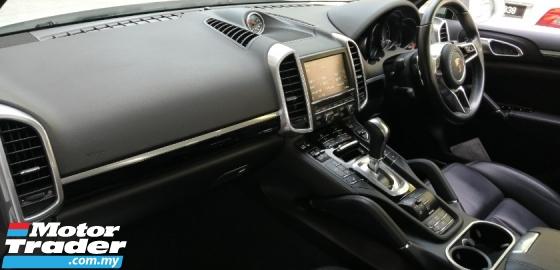 2015 PORSCHE CAYENNE 3.0 diesel turbo 2015