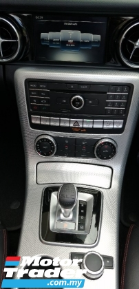 2016 MERCEDES-BENZ SLC SLC200 AMG 2016
