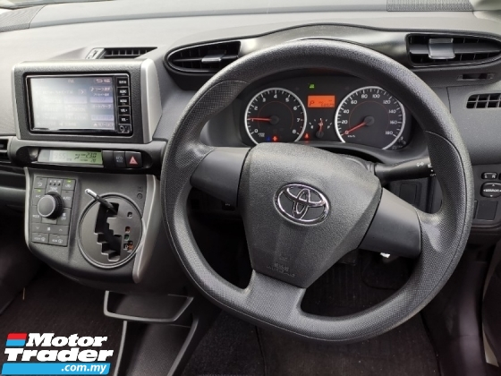 2017 TOYOTA WISH Toyota Wish 1.8 X