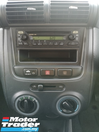 2006 TOYOTA AVANZA 1.3 E 1 OWNER ORI PAINT LIKE NEW 7 SEATER