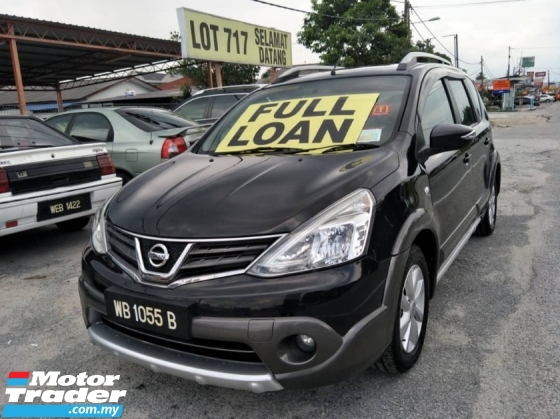 2014 NISSAN X-Gear F/loan 1.6 (A)