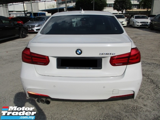2017 BMW 3 SERIES 330E M-SPORT (A) F/S/Record Underwarranty