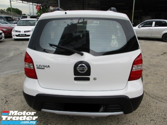 2013 NISSAN X-Gear 1.6 (A) Livina NiCeConDiTIon FULON